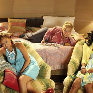 Sabrina Bryan, Adrienne Bailon, Kiely Williams, The Cheetah Girls