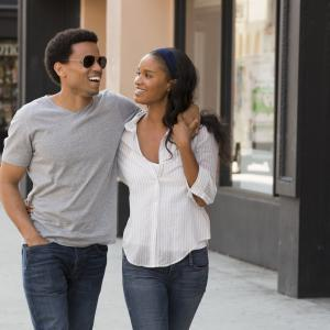Joy Bryant, Michael Ealy