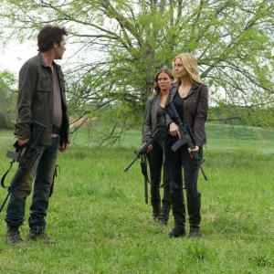 Billy Burke, Elizabeth Mitchell, Tracy Spiridakos