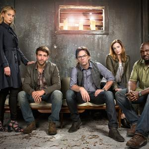 Billy Burke, Kristen Connolly, Nonso Anozie, James Wolk, Nora Arnezeder