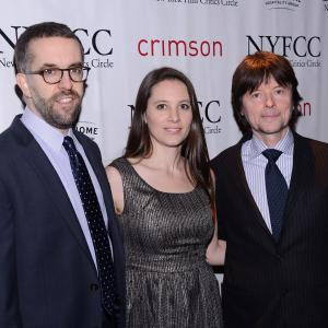 Ken Burns, David McMahon, Sarah Burns