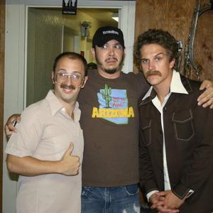 Steve Burns, Jason Mewes, Brian Ronalds