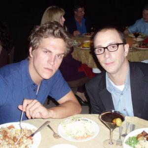 Steve Burns, Jason Mewes