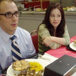 Steve Burns, Amy Davidson