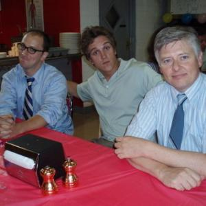 Dave Foley, Steve Burns, Jason Mewes