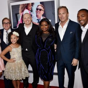 Kevin Costner, Mike Binder, Bill Burr, Paula Newsome, Octavia Spencer, Anthony Mackie, Jillian Estell
