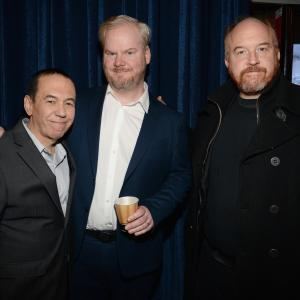 Louis C.K., Jim Gaffigan, Gilbert Gottfried