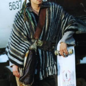Dwayne Cameron as Bray in The Tribe 1998