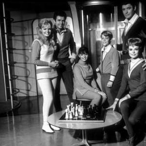 Lost in Space Cast 1965 CBS  20th