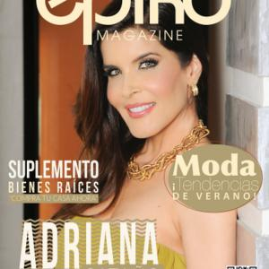 Epiko Magazine Cover May June 2015 issue (Summer Issue)