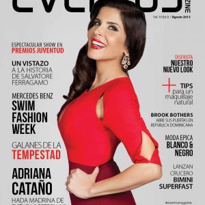Eventos Magazine Cover