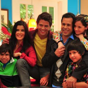 Esquivel Family on Nickelodeon Latin America's Grachi Season 1 & 2