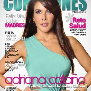 Conexiones Internacional Cover May 2014 issue