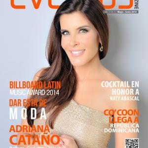 Eventos Magazine Cover June 2014