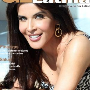 Gente Latina Magazine Cover