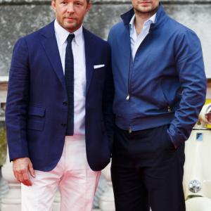 Guy Ritchie, Henry Cavill