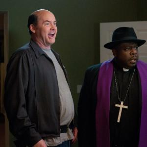 Cedric the Entertainer, David Koechner