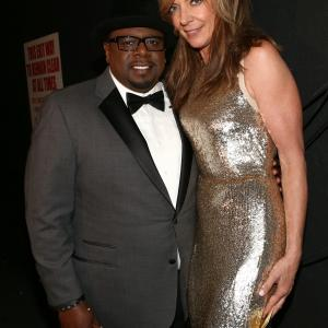 Allison Janney, Cedric the Entertainer