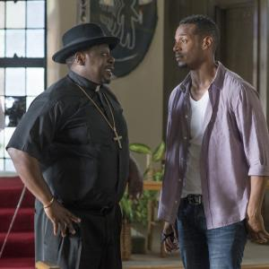 Marlon Wayans, Cedric the Entertainer