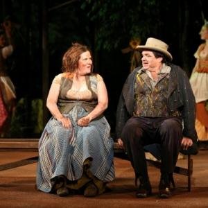 As You Like It, Shakespeare In the Park w Oliver Platt