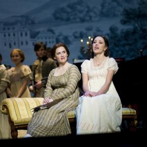 Jane Austen's Pride and Prejudice at The Eastman Theatre with Laura Osnes