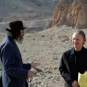 Bill Maher, Larry Charles