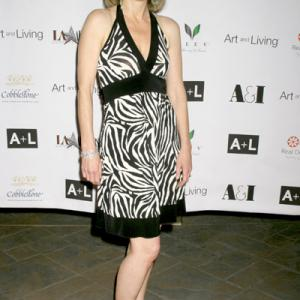 Art and Living's Victoria Charters arrives at the 2010 Premiere Issue Unveiling Of A+L Now/Next Magazine at Santa Monica Lexus on March 18, 2010 in Santa Monica, California.