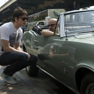 Still of Josh Hartnett and Austin Chick in August (2008)