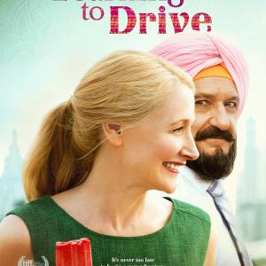 Ben Kingsley and Patricia Clarkson in Learning to Drive (2014)