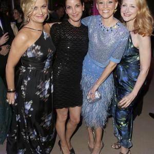 Elizabeth Banks, Amanda Anka, Patricia Clarkson and Amy Poehler