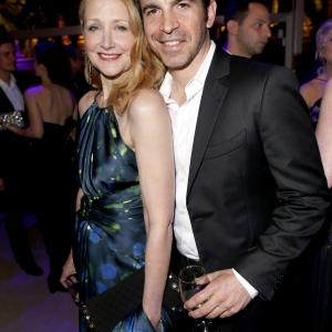 Patricia Clarkson and Chris Messina