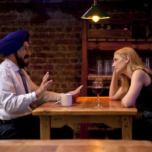 Still of Ben Kingsley and Patricia Clarkson in Learning to Drive (2014)