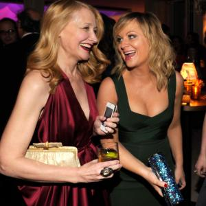 Patricia Clarkson and Amy Poehler