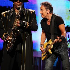 Clarence Clemons, Bruce Springsteen