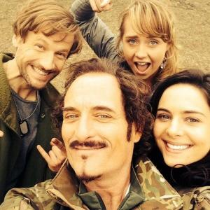Kim Coates, Amber Marshall, Jason Cermak, Holly Deveaux