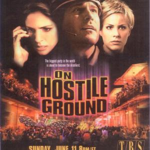 On Hostile Ground movie poster