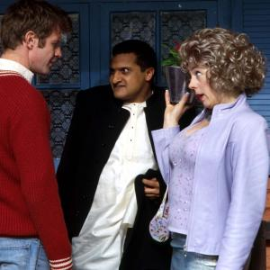 Jason Flemyng, Kulvinder Ghir and Annabelle Apsion in Lighthouse Hill