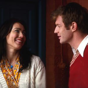 Jason Flemyng as Charlie and Kirsty Mitchell as Grace in Lighthouse Hill