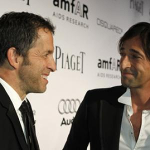 Adrien Brody, Kenneth Cole