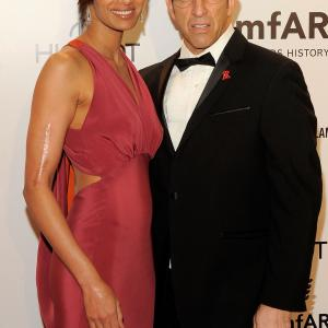 Kenneth Cole, Padma Lakshmi