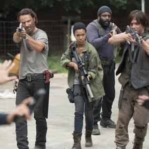 Norman Reedus, Chad L. Coleman, Andrew Lincoln, Sonequa Martin-Green