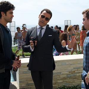 Adrian Grenier, Jeremy Piven, Kevin Connolly