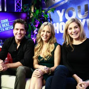 Julie Benz, Dane Cook, Elizabeth Mitchell