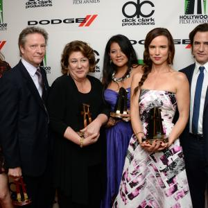 Juliette Lewis, Dermot Mulroney, Chris Cooper, Margo Martindale, Julianne Nicholson, Misty Upham