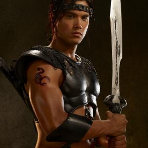 Still of Michael Copon in The Scorpion King Rise of a Warrior 2008