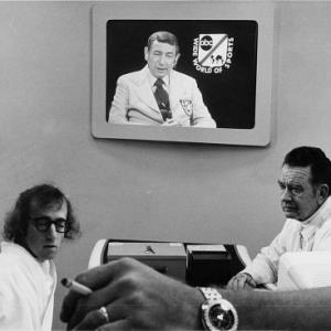 Woody Allen, Howard Cosell, Don Keefer