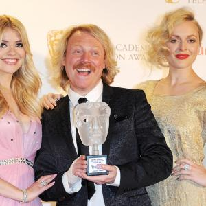 Fearne Cotton, Leigh Francis, Holly Willoughby