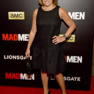 Katie Couric at event of MAD MEN. Reklamos vilkai (2007)