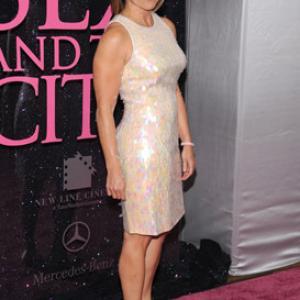 Katie Couric at event of Seksas ir miestas (2008)