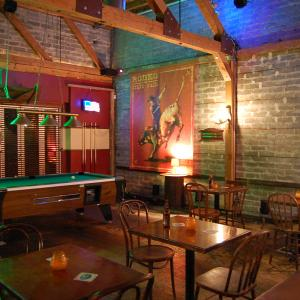 Wyoming Story  Bar